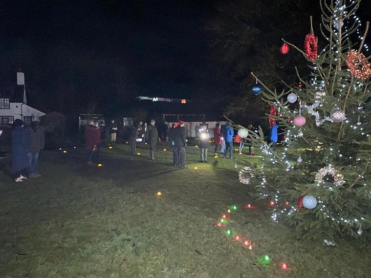 Christmas Carols – 16th December